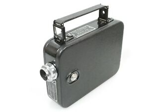 CINE - KODAK 8 Model 25 schön beautiful + Kodak f 2,7/12,5mm Federwerksm. ANKAUF