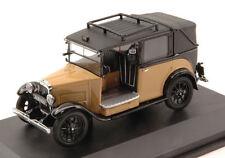 Austin Low Loader Taxi 1935 Beige / Black 1:43 Model OXFORD