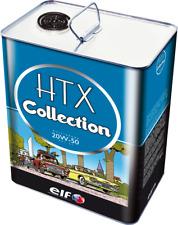 ELF  Huile moteur HTX COLLECTION 20W50 5L