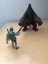 Red King EX Sound Kaiju with Godzilla Ultraman Bandai Figure