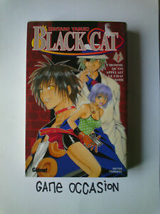 Black Cat Tome No ° 1 Yabuki - Glénat Manga Vf