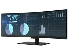 Lenovo ThinkVision P44w-10 43.4 inch Widescreen LED LCD Monitor