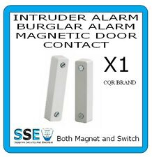 Intruder Alarm Door Contact - CQR  - Magnetic Reed Switch - X 1