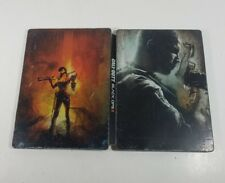 XBOX 360 Black Ops 2- RARE Steelbook Edition- Authentic With game ML31