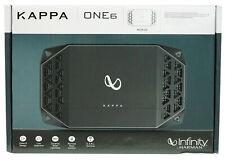 Infinity Kappa One 6 Class-D 600W Car Mono Subwoofer Amplifier *Kappaone6Am