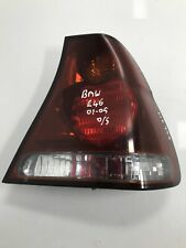 BMW 3 Series Compact DRIVER RIGHT REAR TAIL LIGHT 6321692776691710 3 Doors Hatch