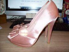 Atmosphere Peep Toes Stiletto Standard (D) Heels for Women