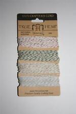 Hemptique Premium Quality Metallic Classic Crafters Cord