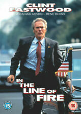 In The Line Of Fire DVD (2005) Clint Eastwood