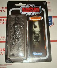 Star Wars The Black Series 6 inch Han Solo Carbonite 40th Anniversary EXCELLENT*