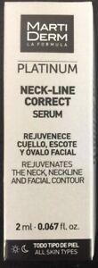 10 x MARTIDERM NECKLINE AND FACIAL CONTOUR CORRECT SERUM 0.067 fl.oz