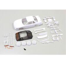 Kyosho MZN178 MZN178 NISSAN SILVIA S13 White body set(w/Wheel)