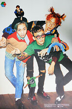 EXO-CBX - Hey Mama! (1st Mini Album) OFFICIAL POSTER [Type-A] with tube case