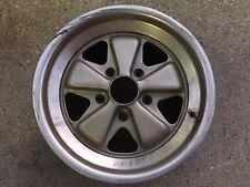 PORSCHE 911 912 930 wheel FUCHS 16X7 rear 74-89 OEM FACTORY GOLD RIM