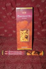 HEM KAAMASUTRA Incense 20 Sticks NEW **Free Shipping** USA SELLER KAMA SUTRA