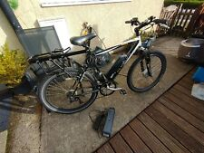 Electric bike 250w with extra battery!