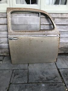 vintage vw beetle door