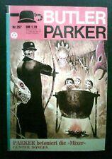 Butler Parker Nr.: 257