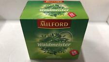 Milford Waldmeister Sweet Woodruff flavor 28bags 56g 1.97oz $17.83/100g