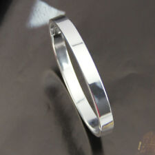 Men's Women's Stainless Steel Lover Love Polished Cuff Bangle Bracelet Wristband