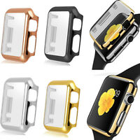 For Apple Watch Case Protector Cover iWatch 38mm / 42mm Protective Skin Bumper