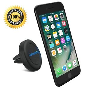 Air Vent Car Mount Cell Phone Holder JEBSENS CA02 Magnetic Air Vent Car Mount...