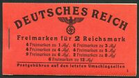 GERMANY COMPLETE BOOKLET MICHEL #MH41 --MICHEL VALUE 180 EUROS