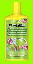 Tetra plantamin 500 ml Fertilizer for Aquarium Plants with Depot Effect