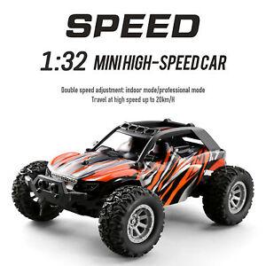 S801 1/32 2WD 20 km/H 2.4GHz Mini RC Car Allrad Ferngesteuertes Auto Buggy