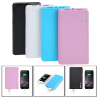 Portable External Battery USB Charger LED 6pcs 18650 Power Bank for Mobile Phone