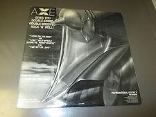 "1980 AXE 12"" PROMO EX/VG Living On The Edge / Fantasy MCA L33-1863 RARE"