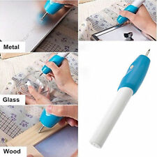 Mini Engraving Pen Electric Metal Wood Carving Pen Machine Graver DIY Tool Gifts