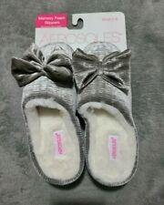💜Aerosoles  Memory  Foam Women /Cute Bow Slippers Small 5-6 💜