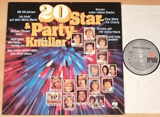 20 STAR- & PARTY-KNÜLLER  (ARIOLA CLUB-EDITION / LP m-)