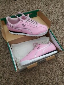 5.5 C (7.5 Women) Puma Roma Shine Jr
