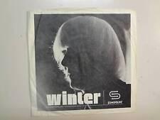 "JOHNNY WINTER: Rollin' & Tumblin'-Mean Town Blues-U.S. 7"" 68 Sonobeat Rs-107 PSL"