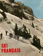 Ski français n°153 - 1965 - Votre chalet - Le Quermo - Le Risoux -Bachat Bouloud