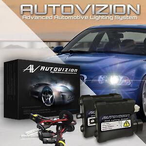 GE Xenon Headlight Fog Light HID Kit 28000LM for Mercedes H7 880 H11 9004 9006