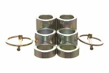 """King Kutter Height Spacer Kit  (2 PACK) Replaces 502120   1/2""""  1""""  1-1/2"""" & Pin"""