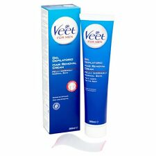 NEW! Veet for Men Hair Removal Gel Cream 200ml - FREE DELIVERY!!