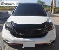 To Fit 2006 - 2012 Honda CRV Smoked Transparent Acrylic Hood Bonnet Guard Shield