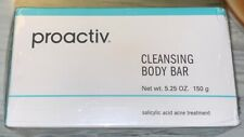 New PROACTIV CLEANSING BODY BAR 5.25 oz Acne Treatment Soap Face Cleanser 2019