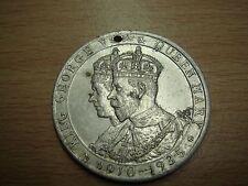 King George 5th Silver Jubilee Emu Australian Wines Commemorative Coin