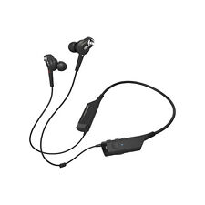 Audio Technica QuietPoint ATH-ANC40BT Wireless Active Noise-Cancelling Earphone