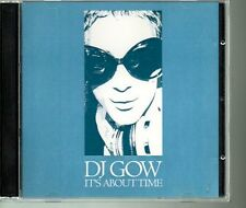 DJ Gow It's About Time 2CD Promo Remix Club Hits Peak Time Velvet David Gow Rare