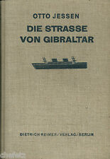 Jessen: Die Strasse von Gibraltar; Spanien, Marokko