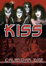 KISS calendar 2012 NIP