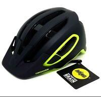 Cannondale Hunter Mips Cycling Helmet, Matte Black/Neon Volt Yellow,L/XL,58-61cm