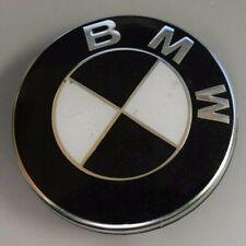 BMW OEM Center Hub Cap 6783536 2 5/8in  36136783536 6783536-03 BLACK