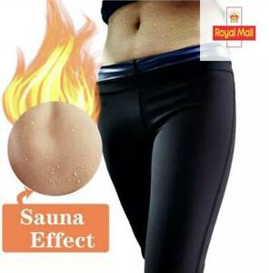 Sauna slimming Fitting Trousers Pants for sports Sweating Fat Burning Underwear